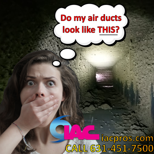 Air Duct Cleaning - 5 Signs You Need to Clean your HVAC ...